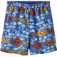 Patagonia Kids Baggies Shorts Dogfish: Imperial Blue